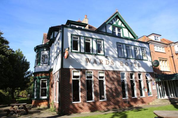 Wards Hotel & Restaurant Folkestone