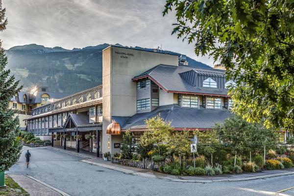 Best Western Listel Hotel Whistler