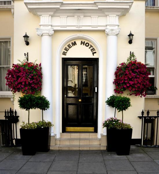 Reem Hotel London