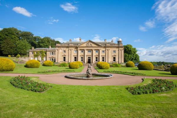 Wortley Hall Hotel Sheffield