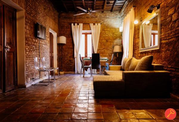 Gorgeous House Trastevere_1