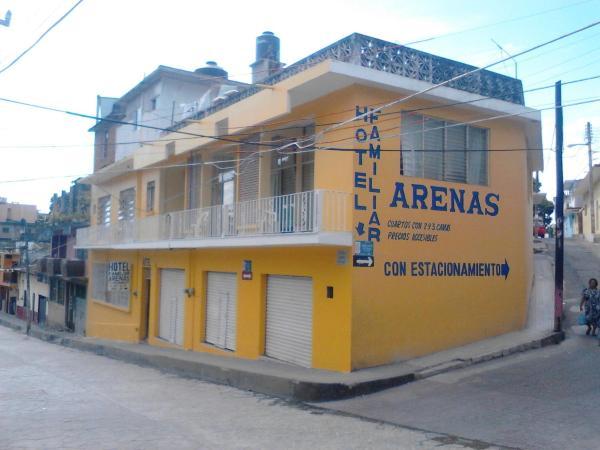 Hotel Arenas Familiar_1