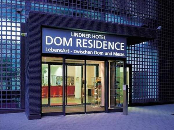 Lindner Hotel Dom Residence Köln