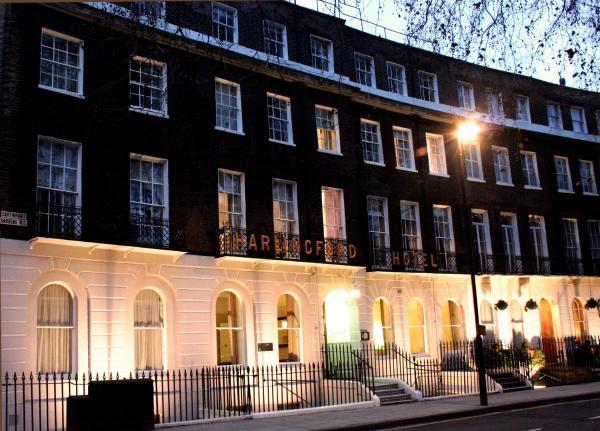 The Harlingford Hotel Bloomsbury London