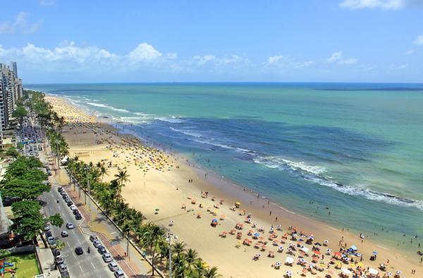 Internacional Palace Lucsim Hotel Recife