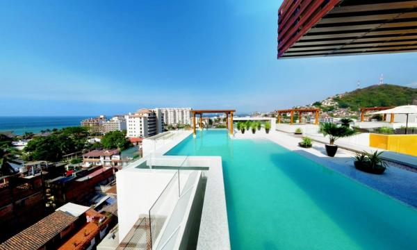Luxury Puerto Vallarta Condo Romantic Zone