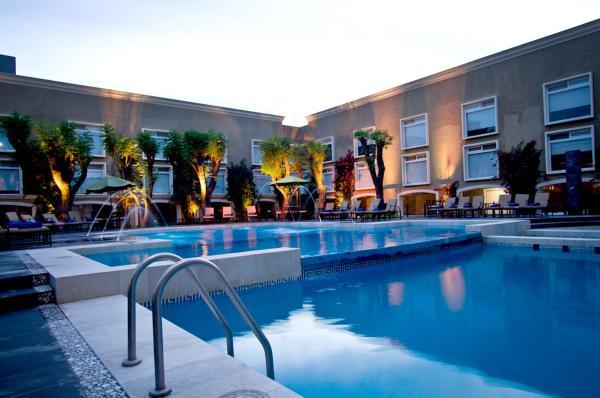 Camelinas Plaza Hotel Queretaro