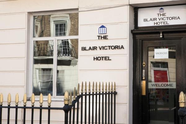 Blair Victoria and Tudor Inn Hotel London