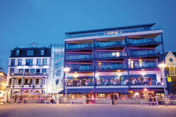 The Royal Yacht Hotel Jersey (Channel Islands)