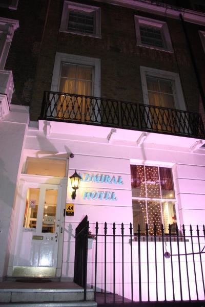 Admiral Hotel London