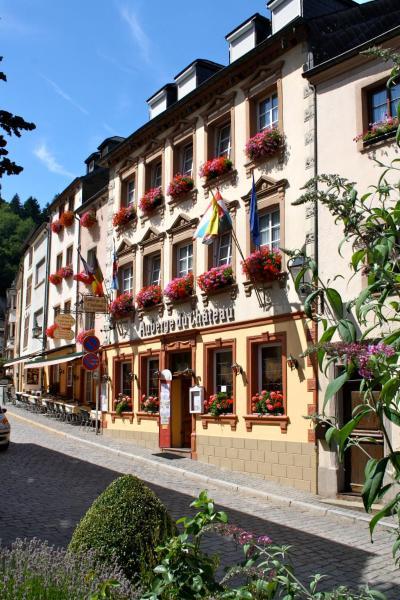 Auberge du Chateau Hotel Vianden