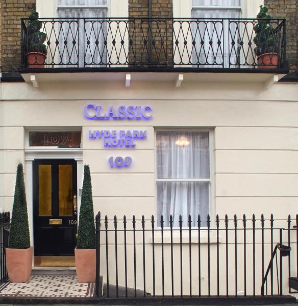 Classic Hyde Park Hotel