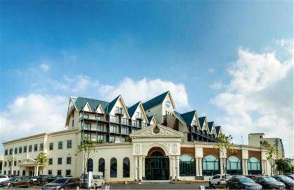 Blue Palace Hotel Shanghai