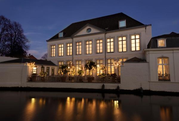 Relais Ravestein Hotel Bruges