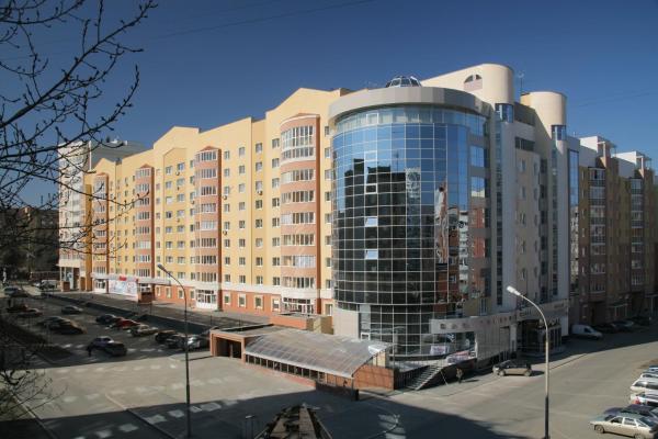 Club House Vizavi Hotel Yekaterinburg