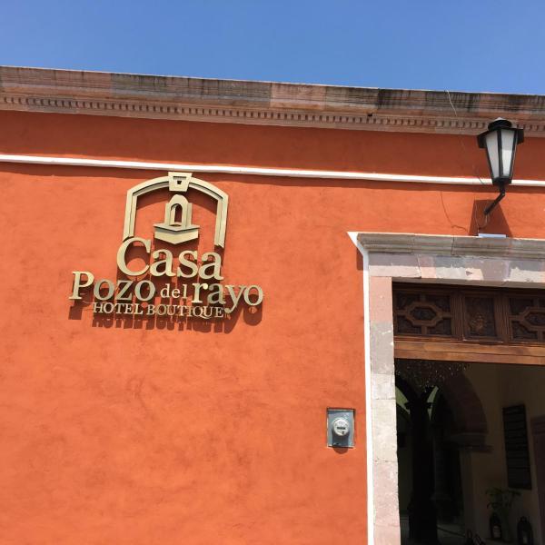Casa Pozo del Rayo Hotel Boutique