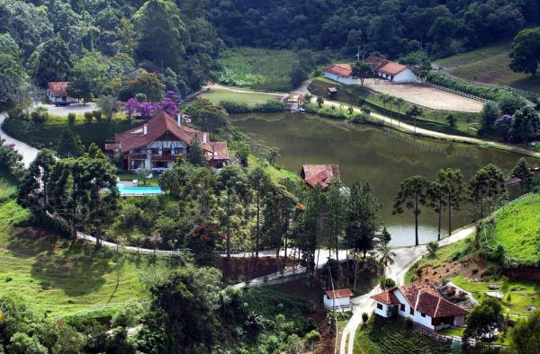 E Fazenda Rosa Dos Ventos Hotel Teresopolis