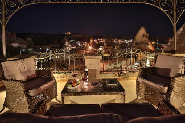 Katpatuka Cave Hotel Goreme