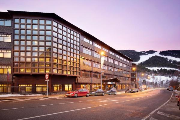 Euro Esqui Hotel Soldeu