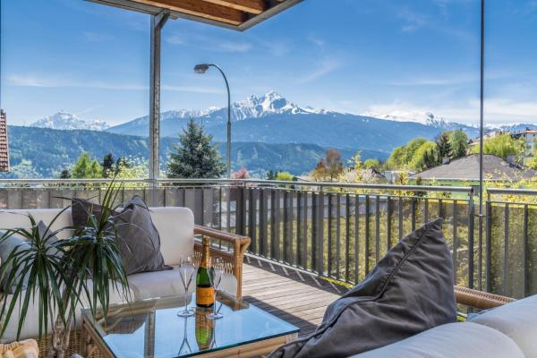 Design Apartment mit Terrasse - Adults only_1
