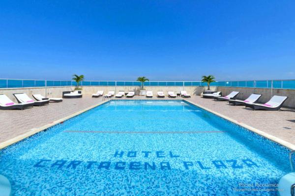 Club Plaza Hotel Cartagena