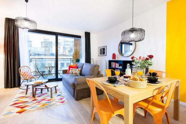 Sweet Inn Apartment- Rue Belliard