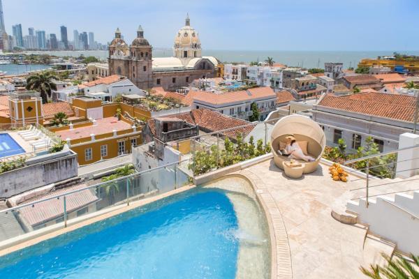 Movich Hotel Cartagena de Indias