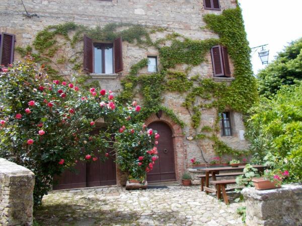Casa del Capitano Rocca d'Orcia