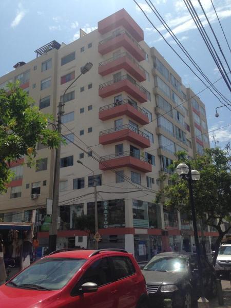 Peruvian Apartment Miraflores Alcanfores