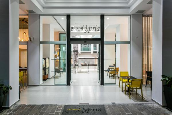 Athens Cypria Hotel_1