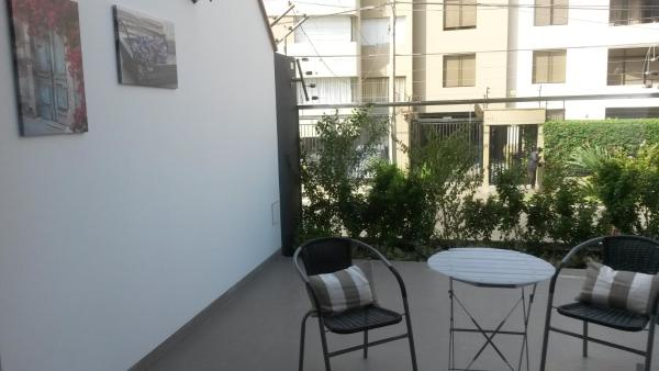 Roma Miraflores New Apartment