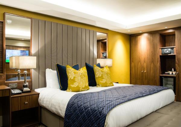 Best Western Lea Marston Hotel