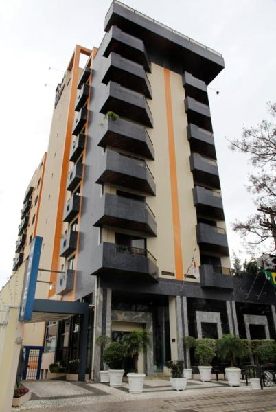 Flat Petras Residence Hotel Curitiba