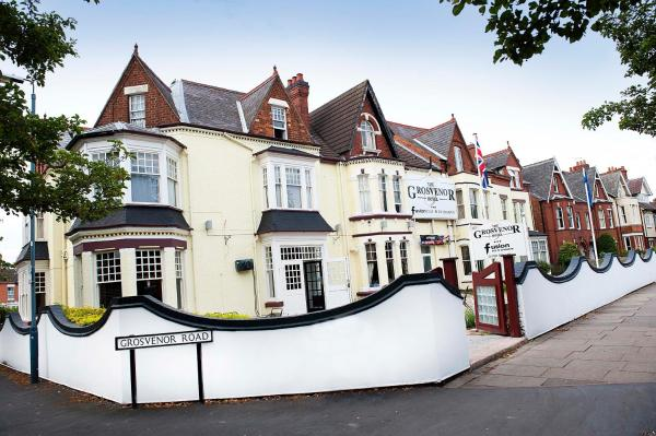 Grosvenor Hotel Rugby (England)