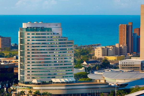 Hilton Hotel Durban_1