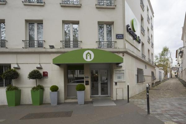 Campanile XIV Maine Montparnasse Hotel Paris