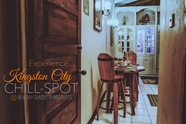 Kingston City Chill-Spot