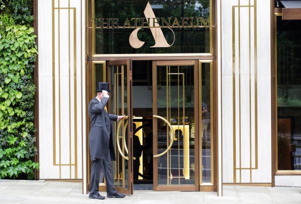 The Athenaeum Hotel