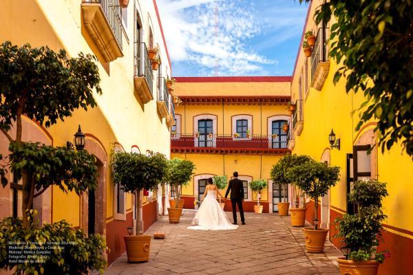 Meson de Jobito Hotel Zacatecas