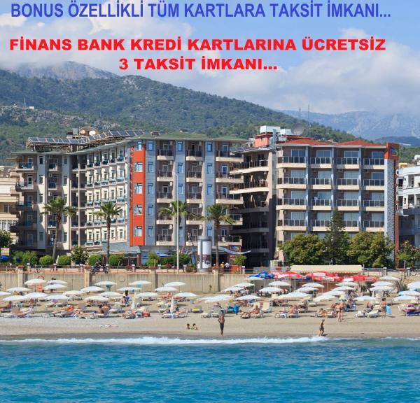 Monart City Hotel - All Inclusive Plus