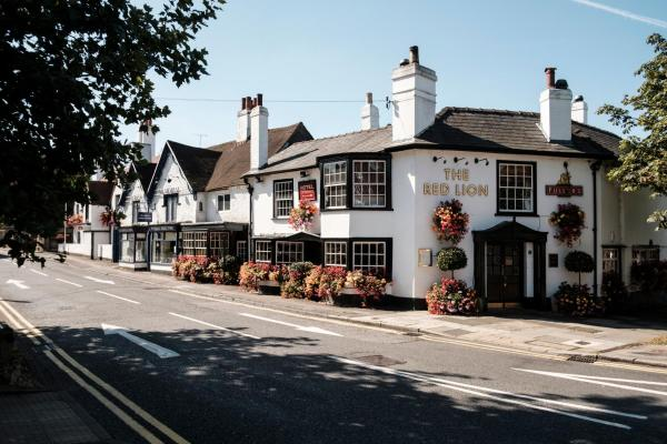 The Red Lion Hotel London