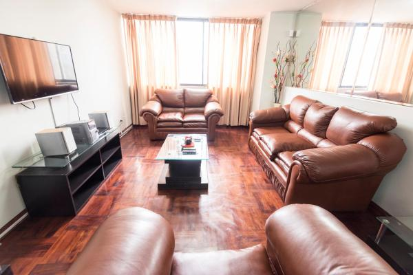 Apartment Miraflores Pardo