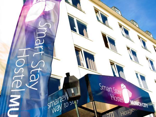 Smart Stay - Hostel Munich City_1