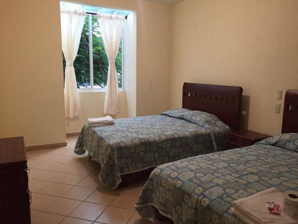Hotel Tierra del sol Oaxaca