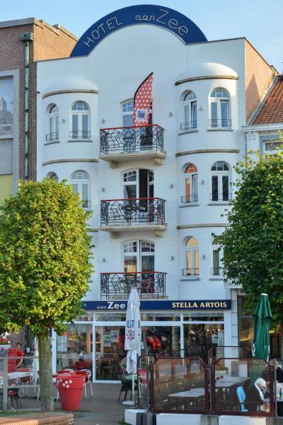 Aan Zee Hotel De Panne