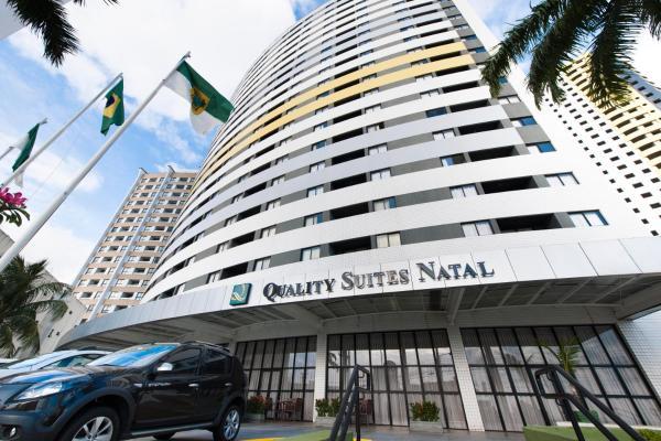 Quality Suites Hotel Natal