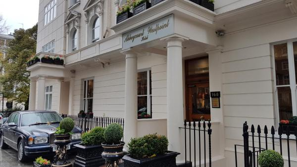 Abbey Court Hyde Park Hotel London