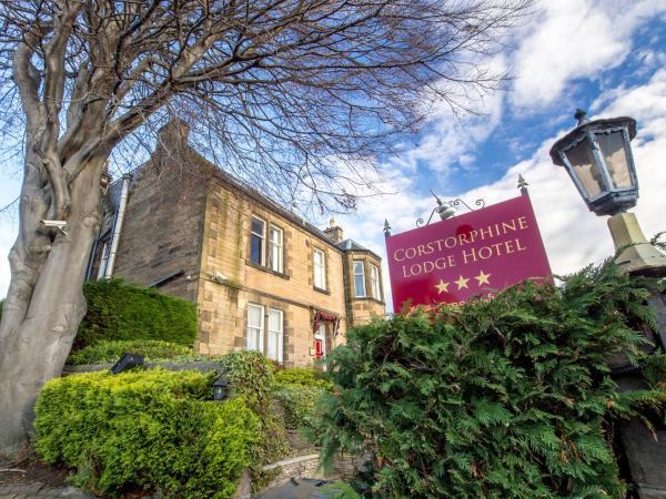Corstorphine Lodge Hotel Edinburgh Lothians