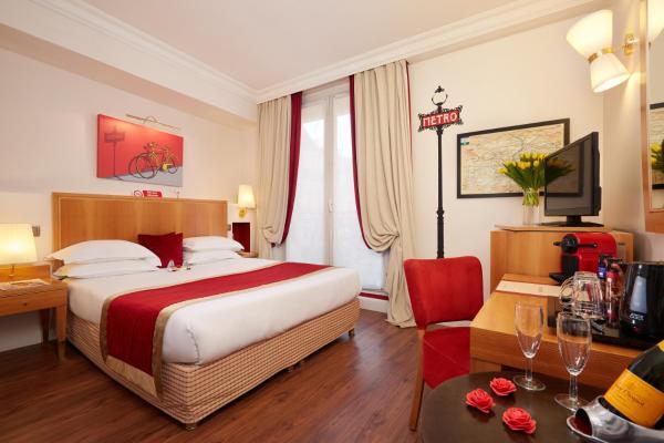 Waldorf Trocadero Hotel Paris