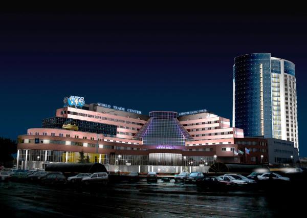 Atrium Palace Hotel Yekaterinburg